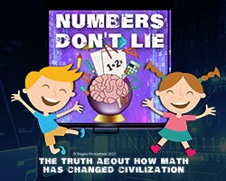 More Info for Numbers Don't Lie, A Virtual Show: Smart Stage Matinee Series
