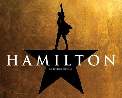 Hamilton Coming In The 2018/2019 Season!