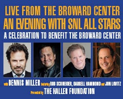 More Info for Dennis Miller, Rob Schneider, Darrell Hammond & Jon Lovitz