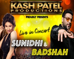More Info for Badshah and Sunidhi Chauhan