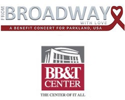 More Info for FROM BROADWAY WITH LOVE: A BENEFIT CONCERT FOR PARKLAND, USA