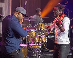 More Info for Black Violin Earns First GRAMMY Nomination for Their Album Take The Stairs