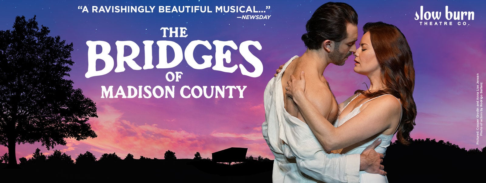 More Info - The Bridges of Madison County
