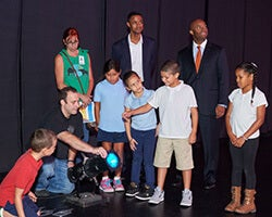 More Info for THE BROWARD CENTER AND FLORIDA POWER & LIGHT COMPANY SPARK LEARNING WITH ELECTRIFYING LESSONS