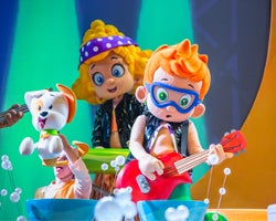 Bubble Guppies Live: