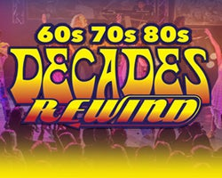 Decades Rewind: Your Music, Your Life