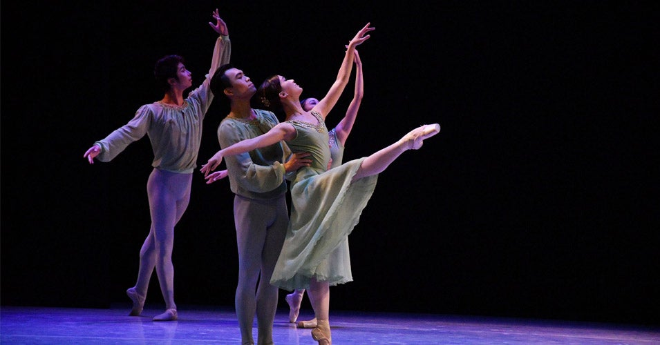 Arts Ballet Theatre Of Florida Spring Gala Broward Center For The