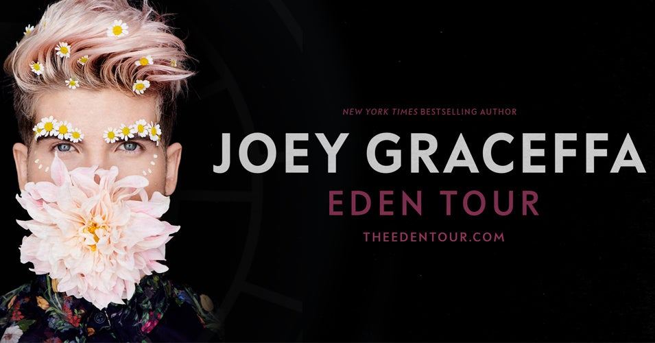 Joey graceffa cancelled broward center for the performing arts joey graceffa m4hsunfo