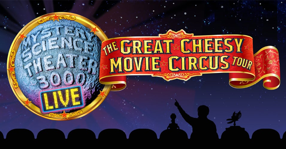 Mystery Science Theatre 3000 Live: The Great Cheesy Movie