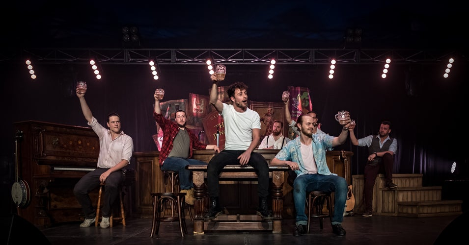 "More Info for PARKER PLAYHOUSE ADDS FIRST U.S. TOUR OF ""THE CHOIR OF MAN"" TO ITS NEW SEASON"