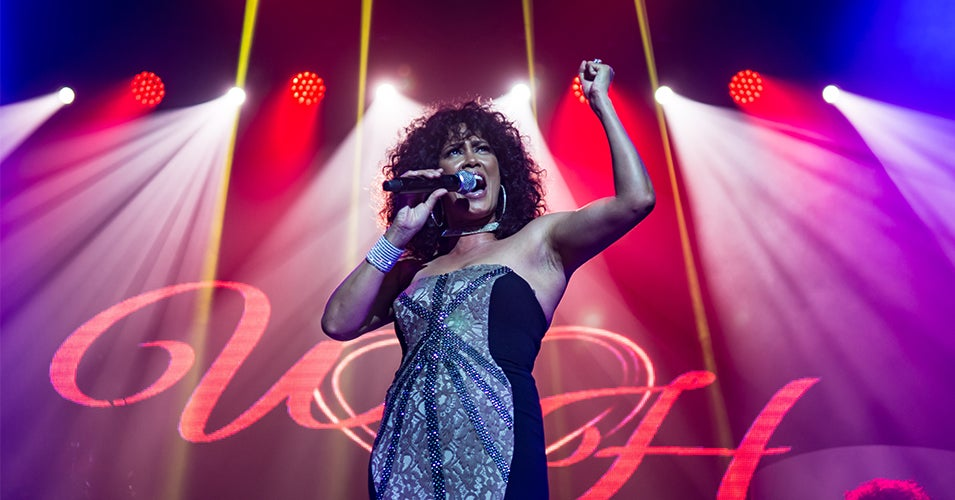 More Info for THE GREATEST LOVE OF ALL: THE WHITNEY HOUSTON SHOW COMES TO THE BROWARD CENTER FOR THE PERFORMING ARTS