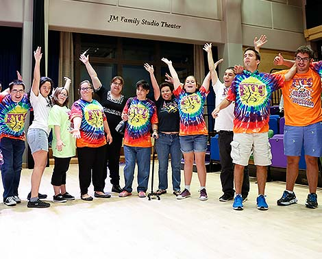 classes at the broward center for those with physical and intellectual disabilities