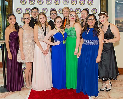 Cappies Award Ceremony