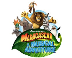 More Info for  MADAGASCAR A MUSICAL ADVENTURE - SMART STAGE MATINEE PLUS