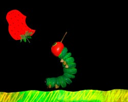 More Info for The Very Hungry Caterpillar & Other Eric Carle Favs: Family Fun Series