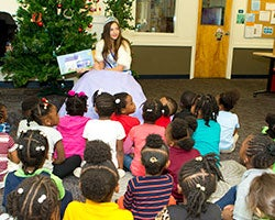 More Info for THE BROWARD CENTER GIVES THE GIFT OF READING SKILLS THIS HOLIDAY SEASON