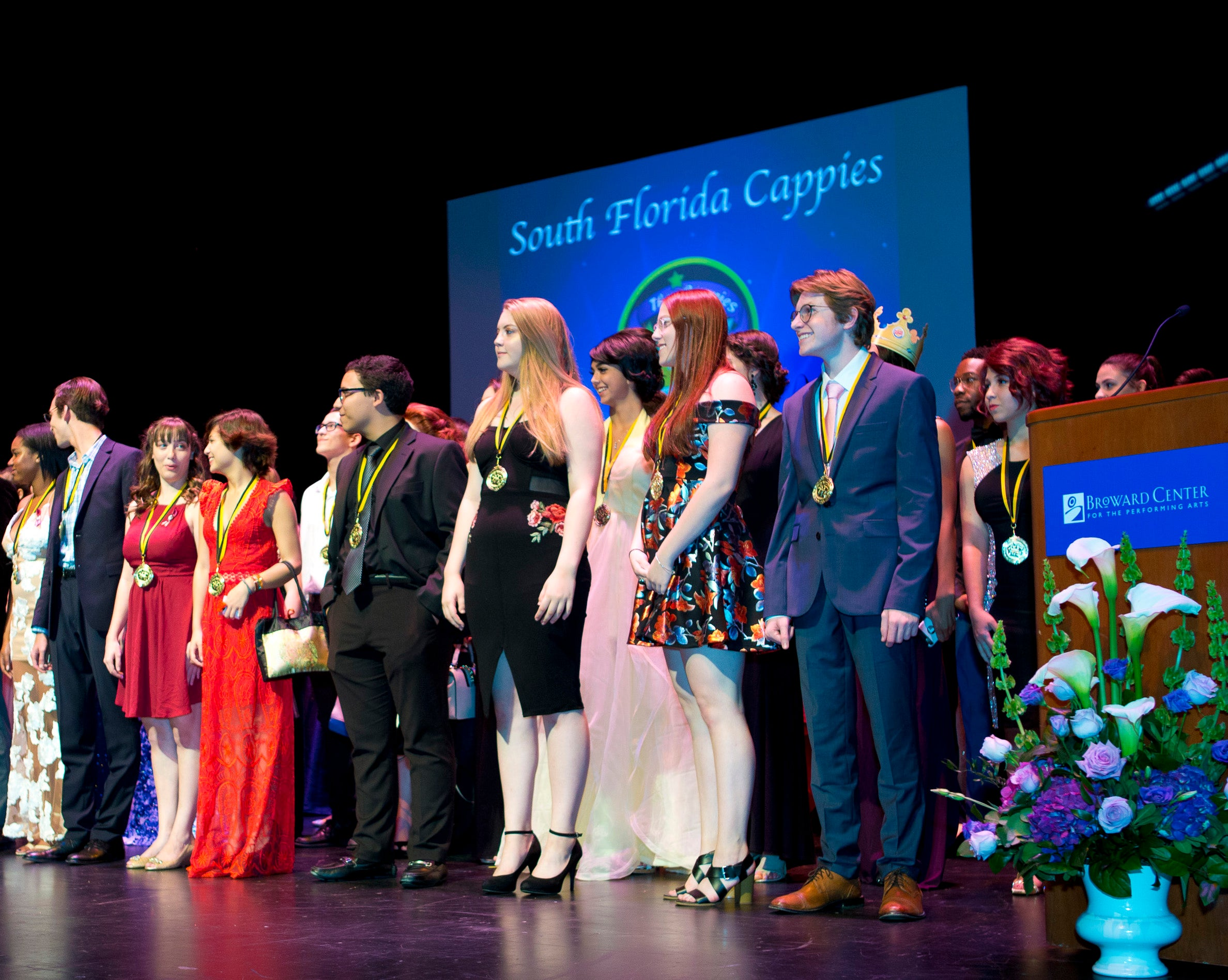 More Info for THEATER STUDENTS TAKE HOME AWARDS AFTER THE 16TH ANNUAL CAPPIES AWARD CEREMONY
