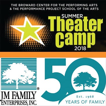 JUST ANNOUNCED! SUMMER THEATER CAMP SCHOLARSHIPS