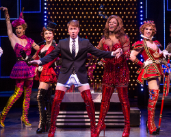 More Info for Season Two of Lifetime Channel's Broadway Balances America will premiere in August, featuring Kinky Boots.