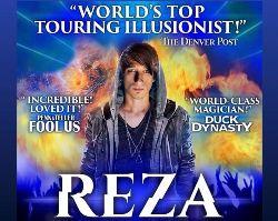 More Info for REZA EDGE OF ILLUSION