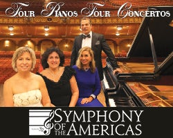 More Info for Symphony of the Americas: Four Pianos Four Concertos