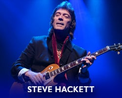 More Info for NEW DATE - STEVE HACKETT, GENESIS REVISITED TOUR 2021