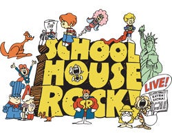 More Info for  SCHOOL HOUSE ROCK LIVE! - SMART STAGE MATINEE PLUS