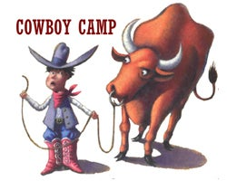 More Info for Cowboy Camp: Family Fun Series