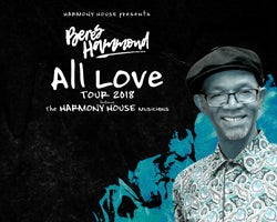 More Info for Beres Hammond: All Love Tour 2018