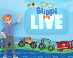 More Info for BLIPPI LIVE!