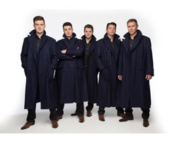 More Info for Celtic Thunder X Tour