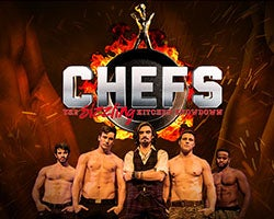 More Info for CHEFS! The Sizzling Kitchen Showdown - CANCELED