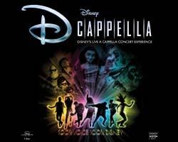 More Info for Disney's DCappella