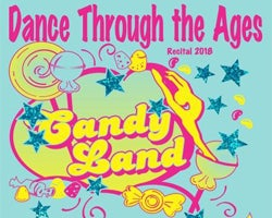 More Info for Dance Through The Ages: Candy Land
