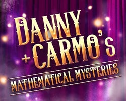 More Info for Danny Carmo's Mathematical Mysteries