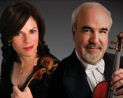 More Info for Symphony of the Americas: Glenn Dicterow & Karen Dreyfus