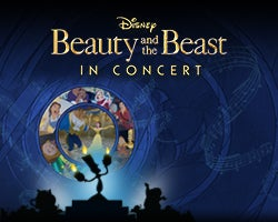 More Info for Disney in Concert: Beauty and the Beast Animated Classic In Concert