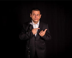 More Info for Comedian Emilio Lovera (In Spanish/ En Espanol)