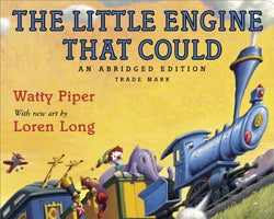 More Info for The Little Engine That Could Earns Her Whistle: Family Fun Series