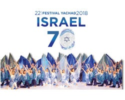 More Info for Israeli Dance Festival: Celebrating Israel's 70th anniversary