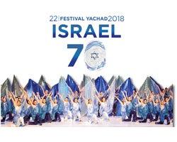 More Info for Israeli Dance Festival: Celebrating Israel's 70th anniversary