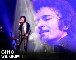 More Info for NEW DATE - Gino Vannelli