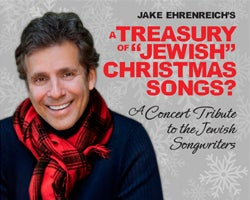 More Info for Jake Ehrenreich's A Treasury of Jewish Christmas Songs