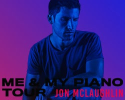 More Info for NEW DATE - Jon McLaughlin