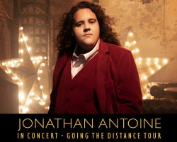 More Info for NEW DATE - Jonathan Antoine