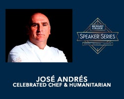 More Info for POSTPONED - Broward College Speaker Series: José Andrés