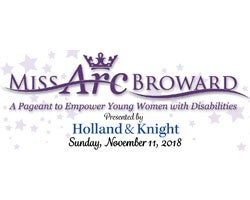 More Info for Miss Arc Broward: A Pageant to Empower Young Women with Disabilities