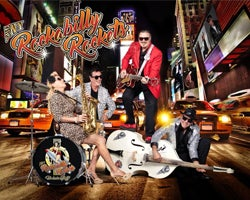 More Info for The NY Rockabilly Rockets: Shake Rattle Roll