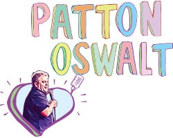 More Info for PATTON OSWALT: I LOVE EVERYTHING