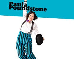 More Info for NEW DATE - Paula Poundstone